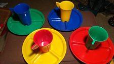plastic cups-plates